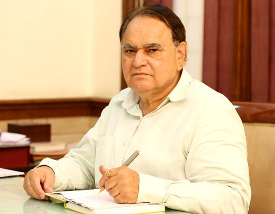 Dr. R.P. Chadha